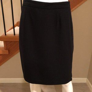 Joseph Ribkoff lined Pencil Skirt Black Size 8